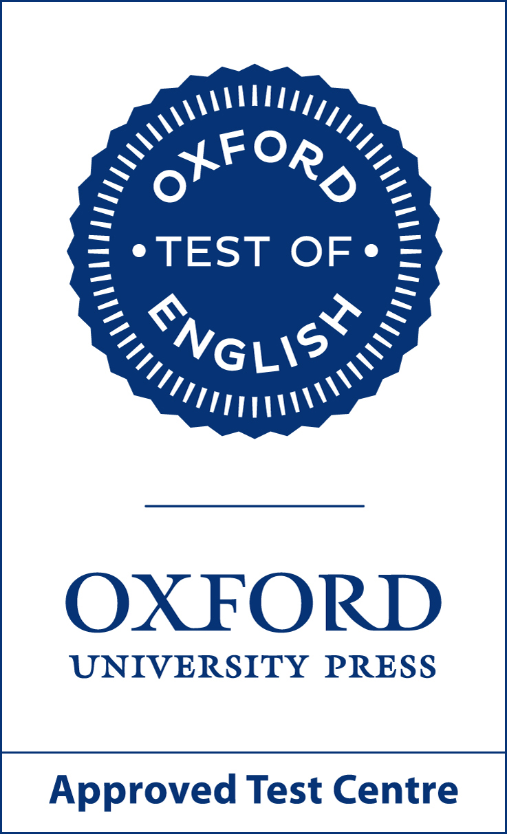 Oxford test of english approved test centre - inlingua Andorra