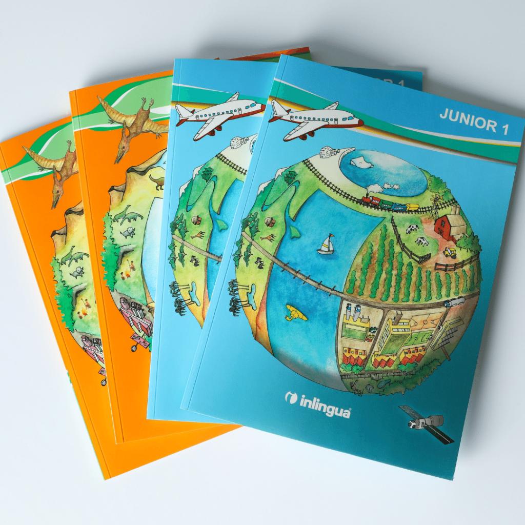 Junior Books inlingua Andorra (Junior 1 and Junior 2)