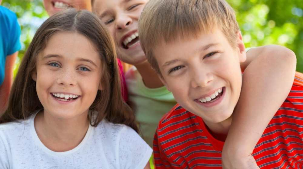 young inlingua Andorra students Juniors and Bubbles