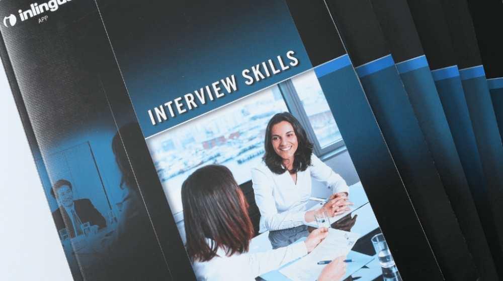 Interview Skills books modules