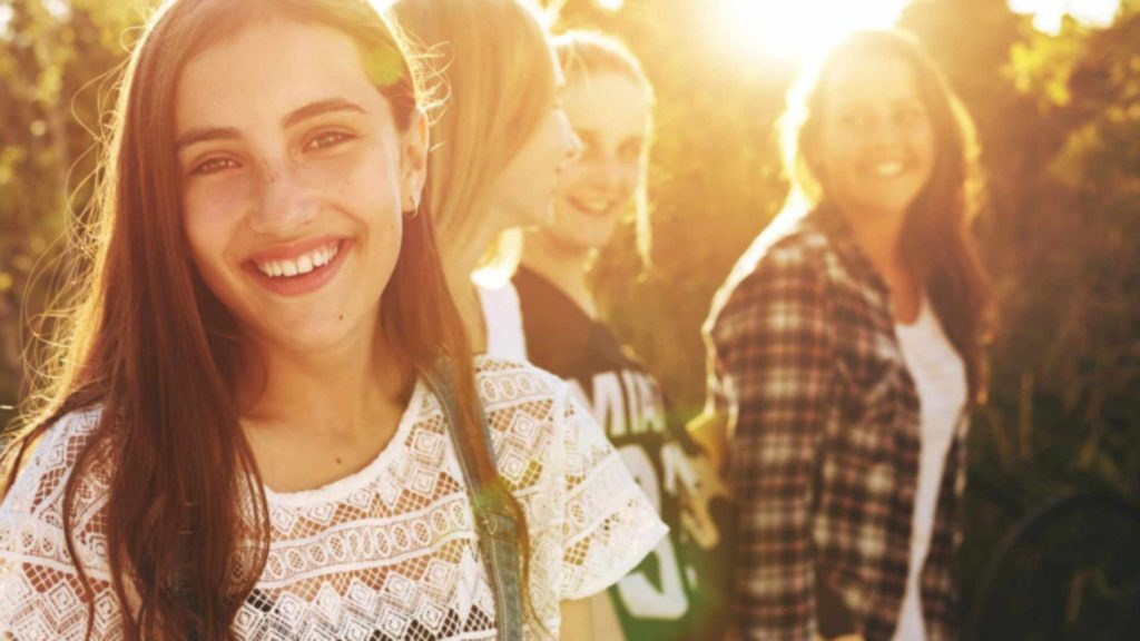 Teen students inlingua Andorra